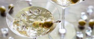 Pristine Premium Vodka Martini