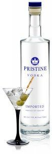 Premium quality vodka