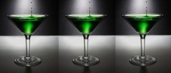 Glowing Pristine- Pristine Pure Vodka