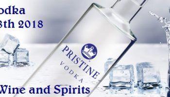 Best Vodka in Duanesburg- Pristine at Vintage 20!