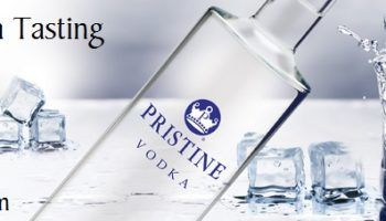How To Drink Vodka: Pristine at Purdy's in Saratoga!