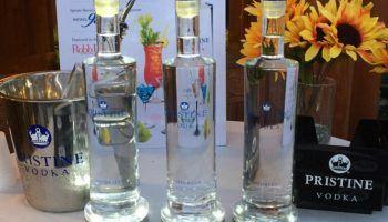Saratoga Vodka: Pristine Vodka at Fasig-Tipton