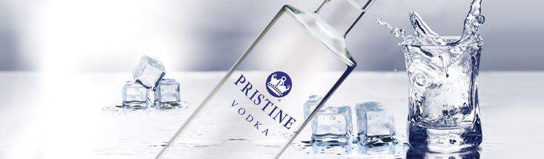 pristine premium vodka