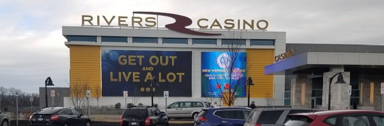 rivers casino vodka